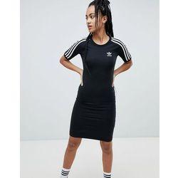 ea61f2fb49 suknie sukienki adidas originals run tight sukienka z dzerseju black ...