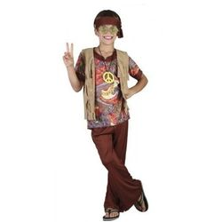 Hipis 7-9 lat, kostium/ przebranie dla dzieci, odgrywanie ról