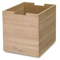 Skagerak CUTTER BOX Pudełko do Przechowywania Duże - Drewno Dębowe