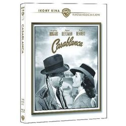 Casablanca (Ikony Kina) (Blu-ray) (Płyta BluRay)