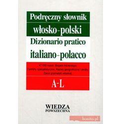 Podręczny słownik włosko-polski (opr. twarda)