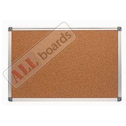 Tablica korkowa (rama aluminiowa) 90x120 cm
