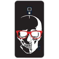 Fantastic Case - LG Swift F6 - etui na telefon - czaszka