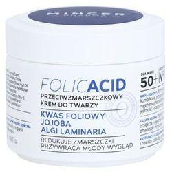 Mincer Pharma Folic Acid N° 450 krem przeciwzmarszczkowy do twarzy 50+ + do każdego zamówienia upominek.