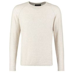 Jack & Jones JJPRTIM REGULAR FIT Sweter chinchilla melange