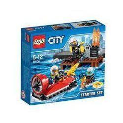 Lego City Strażacy zestaw startowy