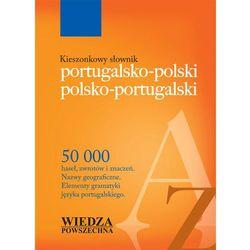 Kieszonkowy słownik portugalsko-polski polsko-portugalski (opr. miękka)