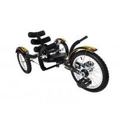 Rower Trójkołowy Mobo Cruiser Model Mobito Czarny