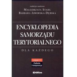 Encyklopedia samorządu terytorialnego dla każdego cz.2 (opr. miękka)