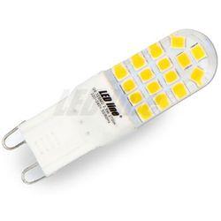 Żarówka LED G9 230V 2,5W biała zimna