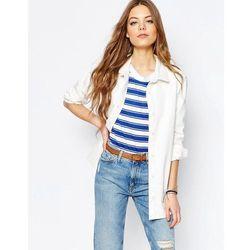 M.i.h. Jeans Denim Shirt Jacket - Cream