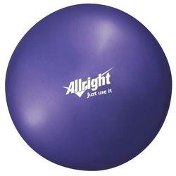 Piłka gimnastyczna OVER BALL 26 cm Allright (fioletowa)
