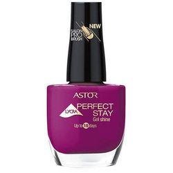 Astor Perfect Stay Gel Shine 12ml W Lakier do paznokci 307 Red My Mood