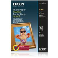 Epson C13S042536 Photo Paper Glossy, A3, 200 g/m2, 20 arkuszy