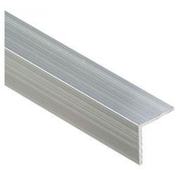 Kątownik aluminiowy 200cm, 2x2 cm Cezar