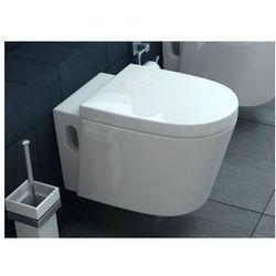 MARGO Miska WC wisząca + deska wolnoopadająca