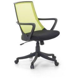 Krzeslo biurowe zielone - fotel biurowy obrotowy - meble biurowe - ERGO