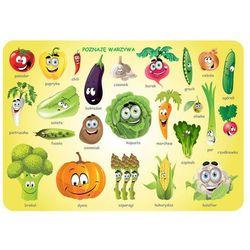 Podkładka na stół lub biurko Warzywa