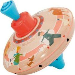 Zabawka wirujący bąk