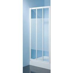 SANPLAST drzwi Classic 120-130 przesuwne, szkło W5 DTr-c-120-130 600-013-1861-01-420