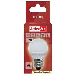 ACJ Lampa LED SMD AJE-DS2027G E27