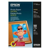 Epson C13S042540 Photo Paper Glossy, A4, 200 g/m2, 100 arkuszy