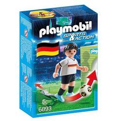 Playmobil  Piłkarz reprezentacji niemiec 4729