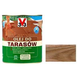 Olej do tarasów V33 Teak 2,5L