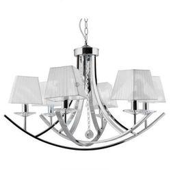 Lampa wisząca VALENCIA 6 chrome by Candellux