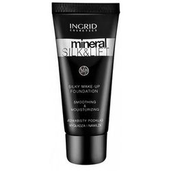 Ingrid Mineral Silk&Lift Fluid - Podkład do twarzy - 32 Warm sand