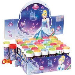 Bańki mydlane Kopciuszek Display 36 sztuk