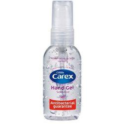 CAREX 50ml Sensitive Żel antybakteryjny do mycia do rąk