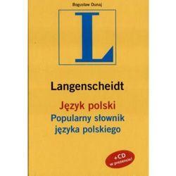 Popularny słownik języka polskiego +CD - Dostawa zamówienia do jednej ze 170 księgarni Matras za DARMO