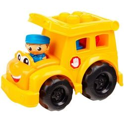 Klocki MEGA BLOKS Pojazdy klasyczne Autobusik Sonny
