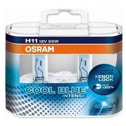 Żarówka OSRAM - H11 12V 55W PGJ19-2 COOL BLUE Intense - 2 sztuki
