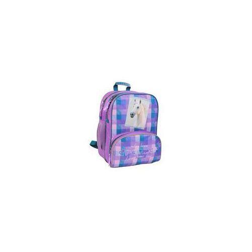 815df86928867 Plecak szkolny z koniem 13-102C - Paso - porównaj zanim kupisz