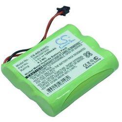 Audioline AEG 124402 1200mAh 4.32Wh 3.6V NiMH (Cameron Sino)