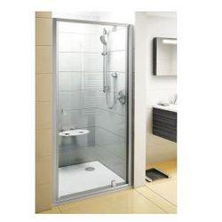 Drzwi prysznicowe PDOP1-80 Ravak Pivot obrotowe piwotowe jednoelementowe 03G40100Z1