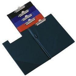 Clipboard deska z klipem i okładką, format A4, zielona