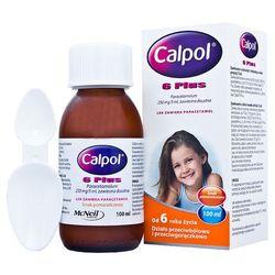 CALPOL 6 plus 100 ml