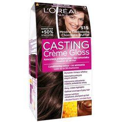 LOREAL Paris Casting Creme Gloss 515 Mroźna Czekolada Farba do włosów