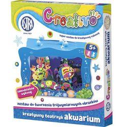 Kreatywny teatrzyk ASTRA Creativo Akwarium