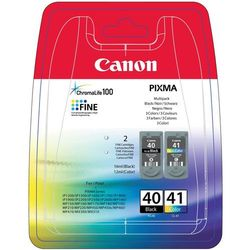 Canon Atrament PG-40/CL-41 Multi Pack 2 Cartridges
