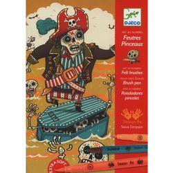 Zestaw artystyczny Piraci Zombie