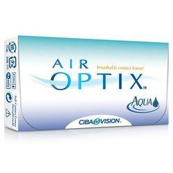 Soczewki Air Optix Aqua 6 szt