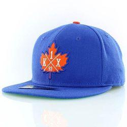 czapka z daszkiem K1X - Leaf Crest Cobalt/Orange (4678)