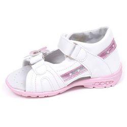 Sandały dziecięce Kornecki 04737 biały