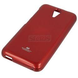 Etui Jelly Case do HTC DESIRE 620 Czerwony - JC-HD620-R