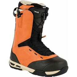 buty snowboardowe mę NITRO - Venture Tls Burnt - Orange - Black (003)