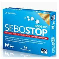 Eurowet Sebostop spot-on 5x2 ml